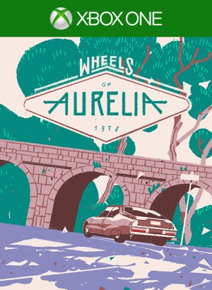 Cover Wheels of Aurelia