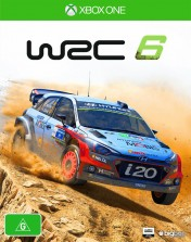 Cover WRC 6: FIA World Rally Championship
