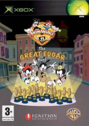 Cover Animaniacs: The Great Edgar Hunt