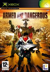 Cover Armed and Dangerous