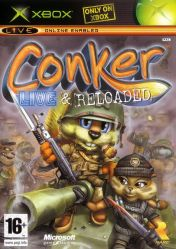 Cover Conker: Live & Reloaded
