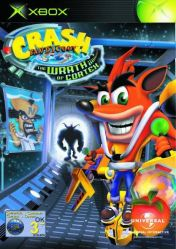 Cover Crash Bandicoot: The Wrath of Cortex