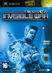 Cover Deus Ex: Invisible War