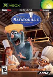 Cover Disney/Pixar Ratatouille