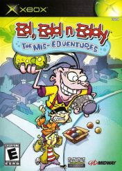 Cover Ed, Edd n Eddy: The Mis-Edventures