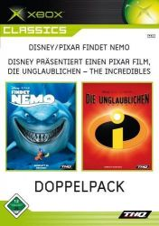 Cover Finding Nemo / The Incredibles
