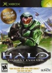Cover Halo: Combat Evolved (Xbox)