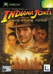 Cover Indiana Jones and the Emperor's Tomb