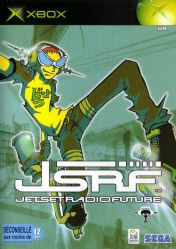 Cover JSRF: Jet Set Radio Future (Xbox)