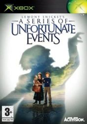 Cover Lemony Snicket's A Series of Unfortunate Events