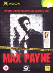 Cover Max Payne (Xbox)
