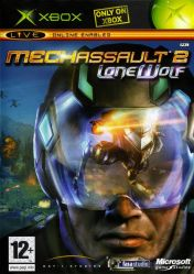 Cover MechAssault 2: Lone Wolf