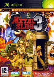 Cover Metal Slug 3 (Xbox)