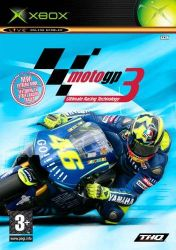 Cover MotoGP 3: Ultimate Racing Technology