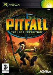 Cover Pitfall: The Lost Expedition