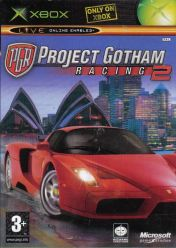 Cover Project Gotham Racing 2