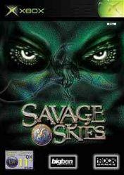 Cover Savage Skies