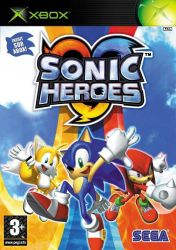 Cover Sonic Heroes (Xbox)