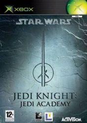 Cover Star Wars Jedi Knight: Jedi Academy