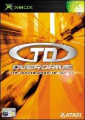 Cover TD Overdrive: The Brotherhood of Speed