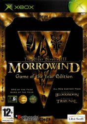 Cover The Elder Scrolls III: Morrowind - Game of the Year Edition