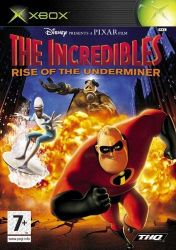 Cover The Incredibles: Rise of the Underminer
