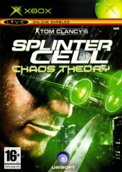 Cover Tom Clancy's Splinter Cell Chaos Theory