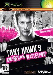 Cover Tony Hawk's American Wasteland