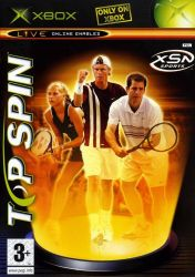 Cover Top Spin