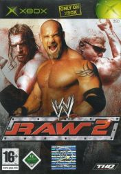 Cover WWE Raw 2