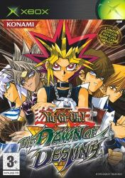 Cover Yu-Gi-Oh! The Dawn of Destiny