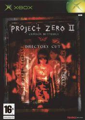Cover Project Zero II: Crimson Butterfly Director's Cut