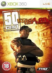 Cover 50 Cent: Blood on the Sand