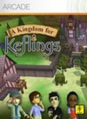 Cover A Kingdom for Keflings