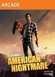 Cover Alan Wake's American Nightmare