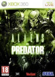 Cover Aliens vs. Predator