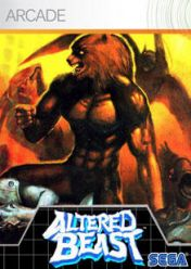 Cover Altered Beast (Xbox 360)