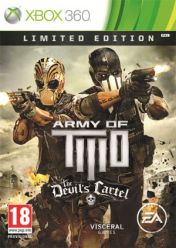 Cover Army of Two: The Devil's Cartel