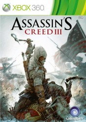 Cover Assassin's Creed III (Xbox 360)