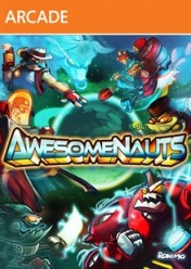 Cover Awesomenauts