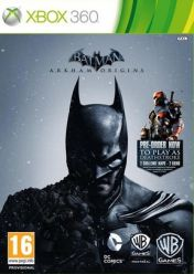 Cover Batman Arkham Origins