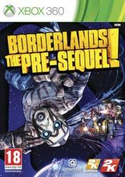 Cover Borderlands: The Pre-Sequel