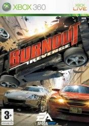 Cover Burnout Revenge