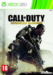 Cover Call of Duty: Advanced Warfare