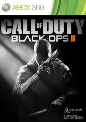 Cover Call of Duty: Black Ops II (Xbox 360)