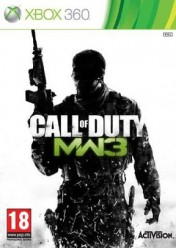 Cover Call of Duty: Modern Warfare 3 (Xbox 360)