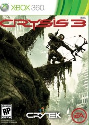 Cover Crysis 3 (Xbox 360)