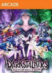Cover Darkstalkers Resurrection