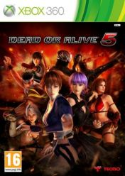 Cover Dead Or Alive 5