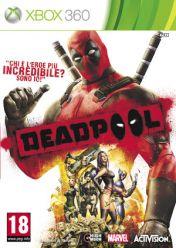 Cover Deadpool (Xbox 360)